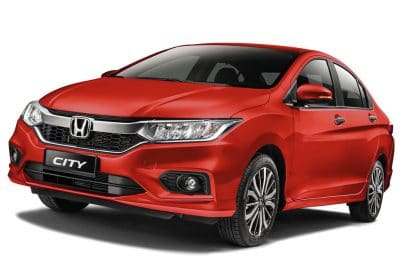Honda CITY TOP