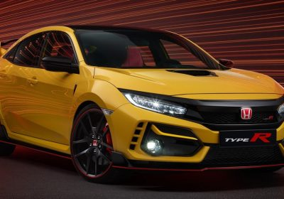 Civic Type R Limited Edition 7