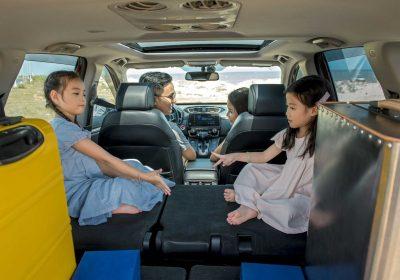 chọn xe gia đình