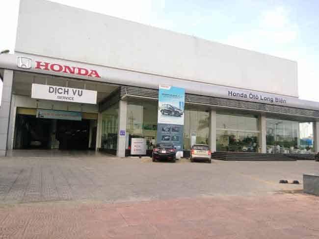 Đại Lý Honda Long Biên